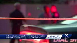 Violent Crime Skyrockets